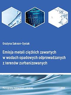 Emisja metali ciężkich zawartych w wodach opadowych odprowadzanych z terenów zurbanizowanych