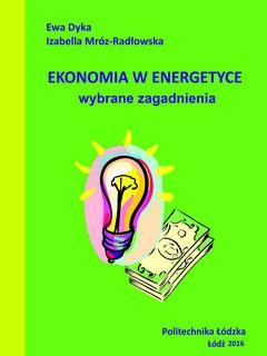 Ekonomia w energetyce. Wybrane zagadnienia. Wyd. II