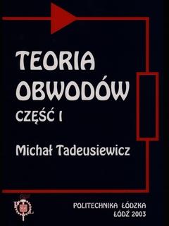 Teoria obwodów, cz. I