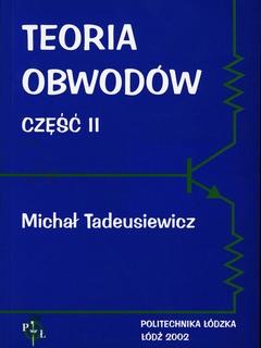 Teoria obwodów, cz. II