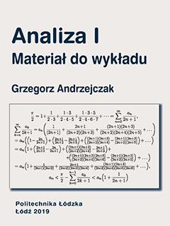 Analiza I Materiał do wykładu