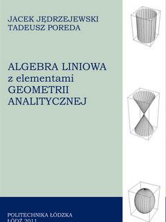 Algebra liniowa z elementami geometrii analitycznej