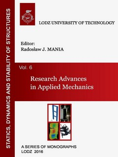 Research advances in applied mechanics. Statics, dynamics and stability of structures, Vol. 6