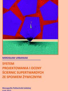 System projektowania i oceny ściernic supertwardych ze spoiwem żywicznym