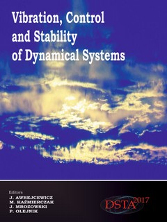 Vibration, Control and Stability of Dynamical Systems