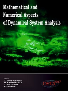Mathematical and Numerical Aspects of Dynamical System Analysis