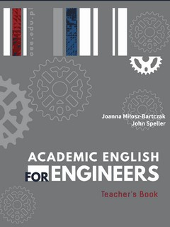 Academic English for Engineers. Teacher`s Book