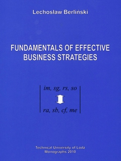 Fundamentals of effective business strategies
