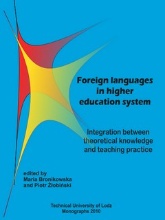 Foreign language in higher education system. Integration between theoretical knowledge and teaching practice