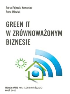 Green IT w zrównoważonym biznesie