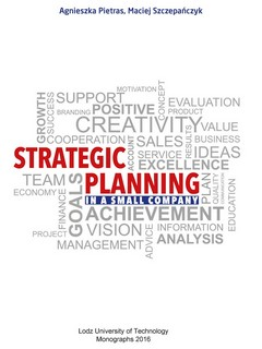 Strategic planning in a small company