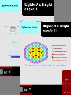 ZESTAW: Wykłady z fizyki część I (2010)   Wykłady z fizyki część II (2012)