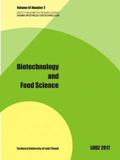 Biotechnology and Food Science