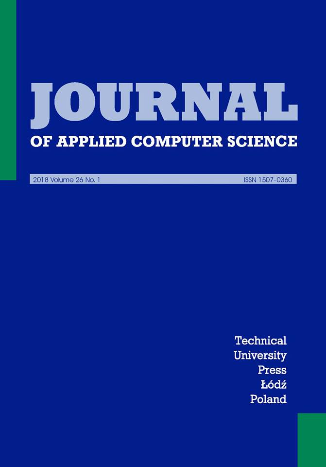 Journal of Applied Computer Science
